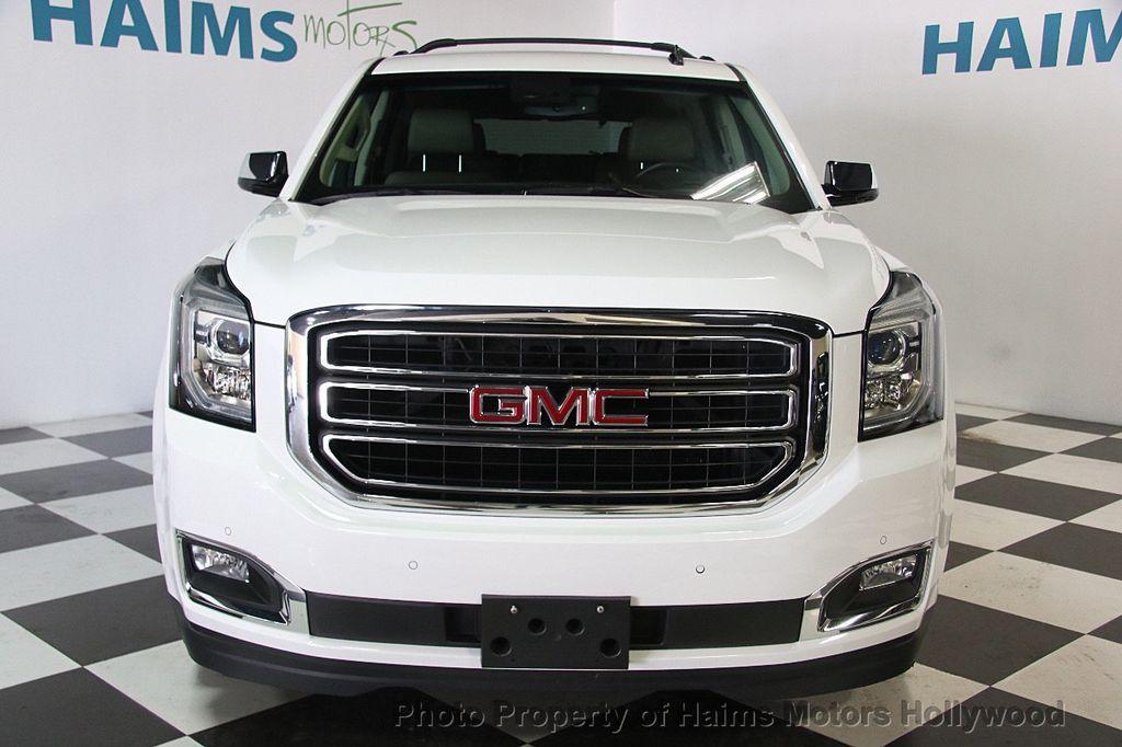 2015 GMC Yukon 4WD 4dr SLT - 17245778 - 2