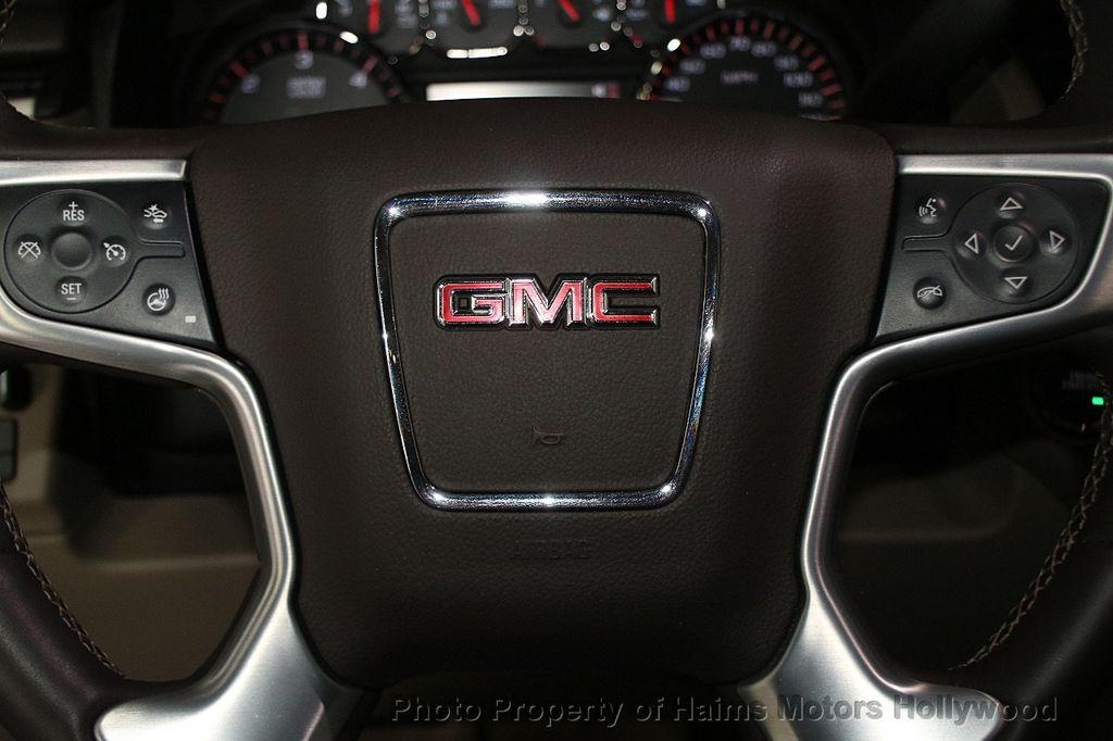 2015 GMC Yukon 4WD 4dr SLT - 17245778 - 30