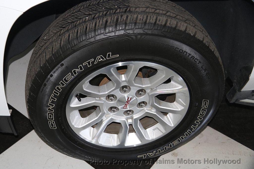 2015 GMC Yukon 4WD 4dr SLT - 17245778 - 35
