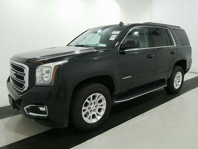 2015 GMC Yukon 4WD 4dr SLT - Click to see full-size photo viewer