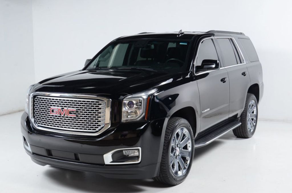 2015 GMC Yukon SLT-4X4-DENALI GRILL- 22S-NAVIGATION-SUNROOF-DVD-HEATED AND COOL - 16523756 - 22