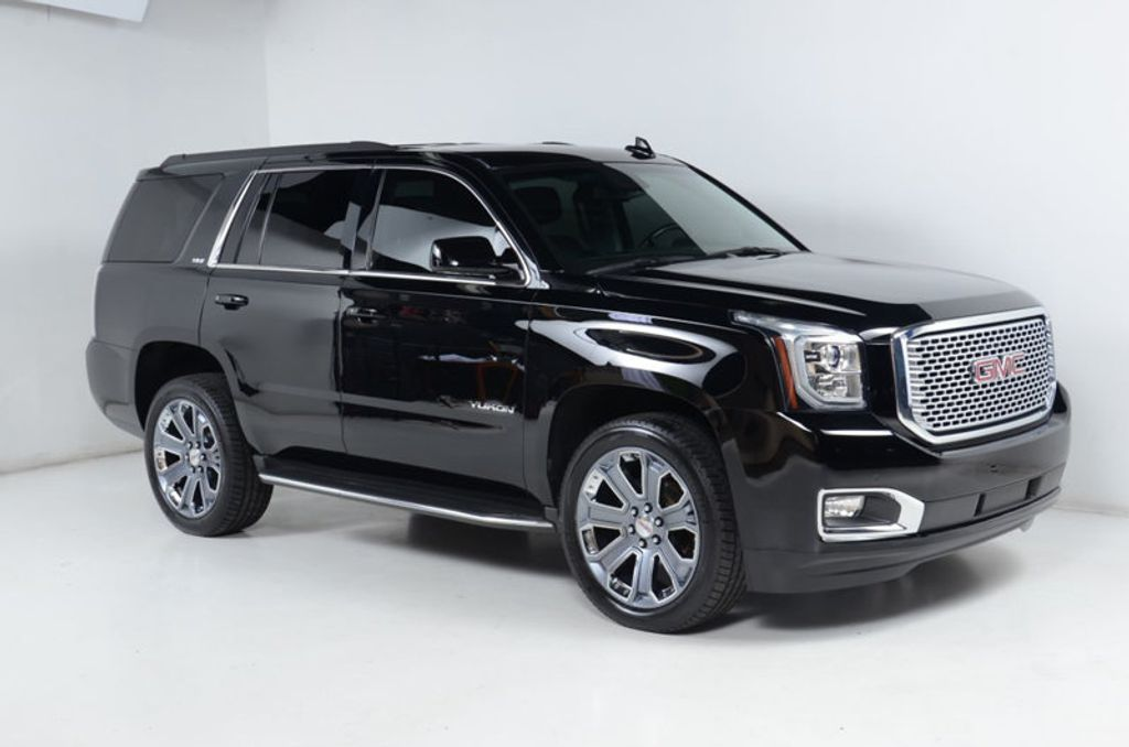 2015 GMC Yukon SLT-4X4-DENALI GRILL- 22S-NAVIGATION-SUNROOF-DVD-HEATED AND COOL - 16523756 - 24