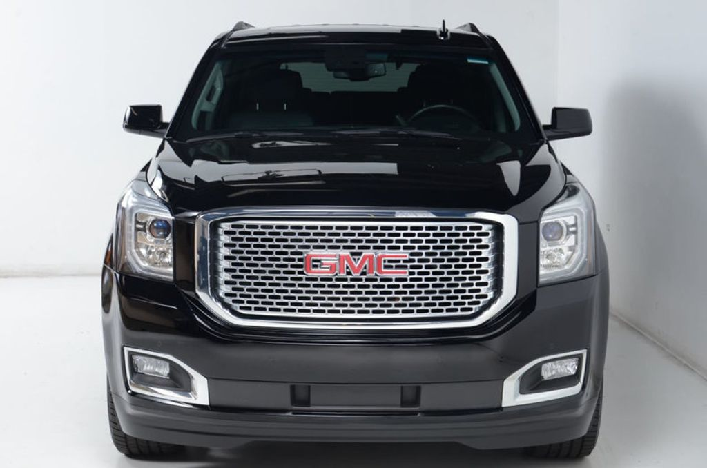 2015 GMC Yukon SLT-4X4-DENALI GRILL- 22S-NAVIGATION-SUNROOF-DVD-HEATED AND COOL - 16523756 - 25
