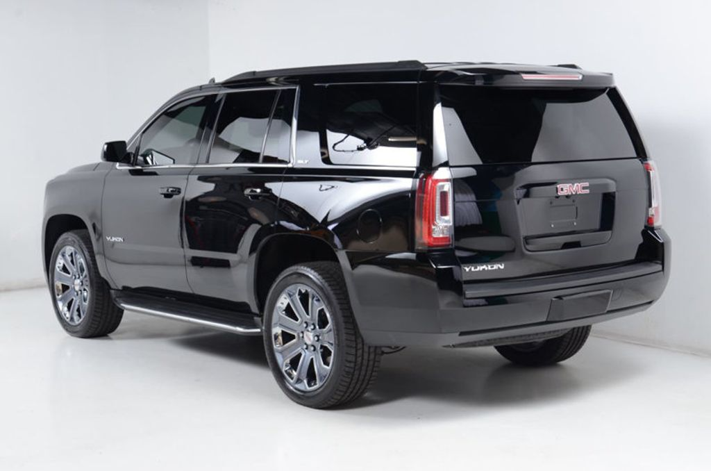 2015 GMC Yukon SLT-4X4-DENALI GRILL- 22S-NAVIGATION-SUNROOF-DVD-HEATED AND COOL - 16523756 - 44
