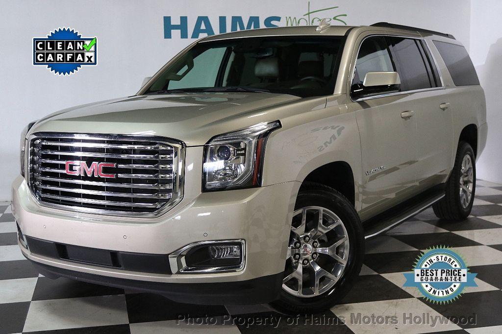 2015 GMC Yukon XL 2WD 4dr SLE - 18588318 - 0