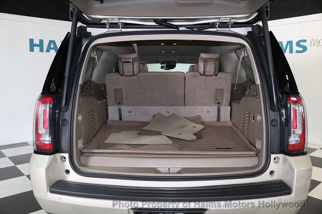 2015 GMC Yukon XL 2WD 4dr SLE - 18588318 - 9