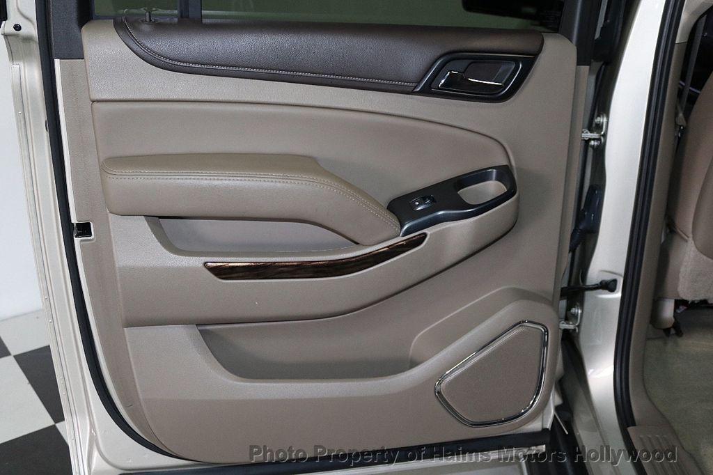2015 GMC Yukon XL 2WD 4dr SLE - 18588318 - 12