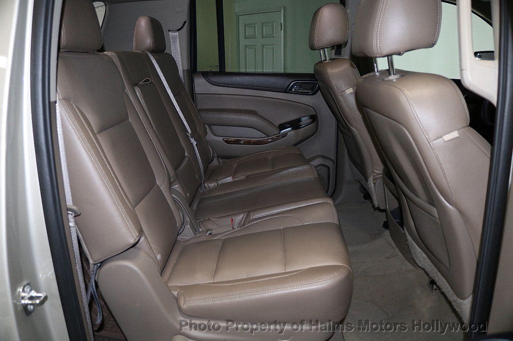 2015 GMC Yukon XL 2WD 4dr SLE - 18588318 - 16