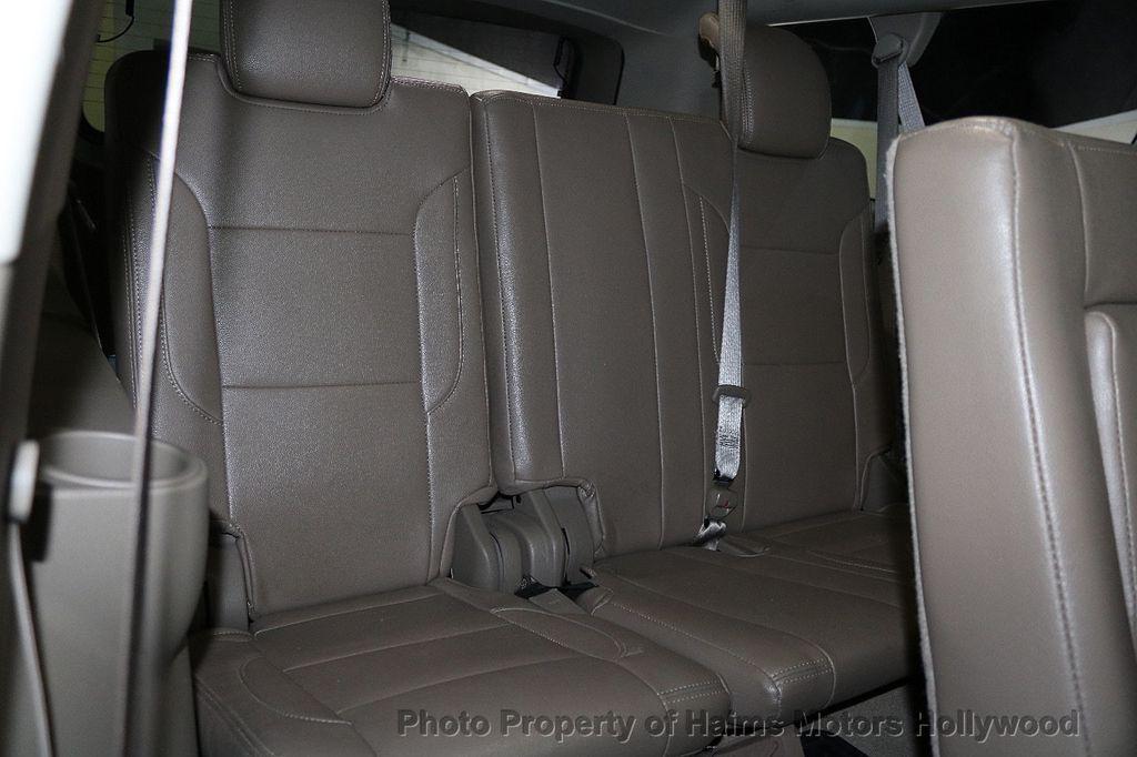 2015 GMC Yukon XL 2WD 4dr SLE - 18588318 - 17