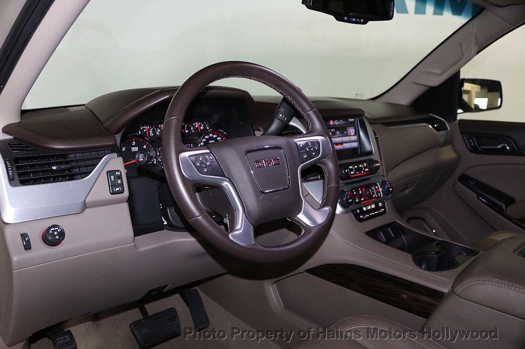 2015 GMC Yukon XL 2WD 4dr SLE - 18588318 - 21