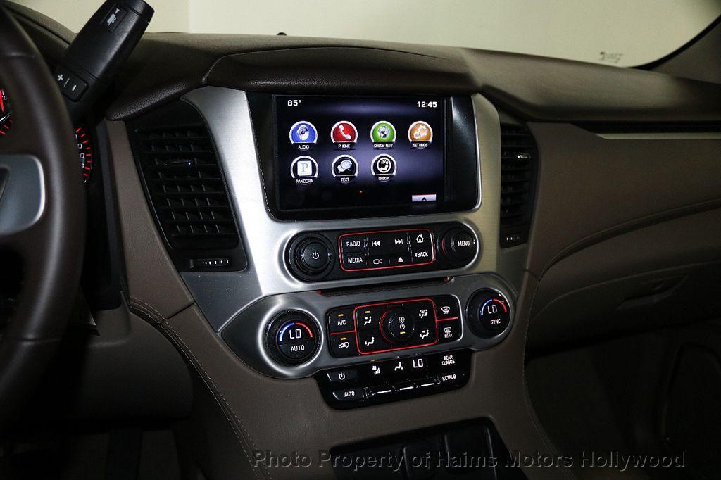 2015 GMC Yukon XL 2WD 4dr SLE - 18588318 - 22