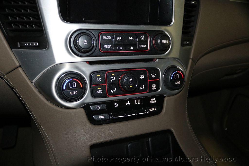 2015 GMC Yukon XL 2WD 4dr SLE - 18588318 - 24