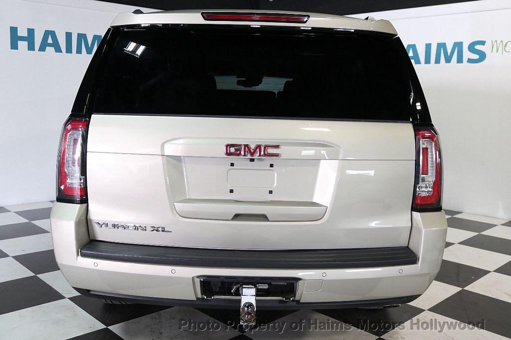 2015 GMC Yukon XL 2WD 4dr SLE - 18588318 - 5