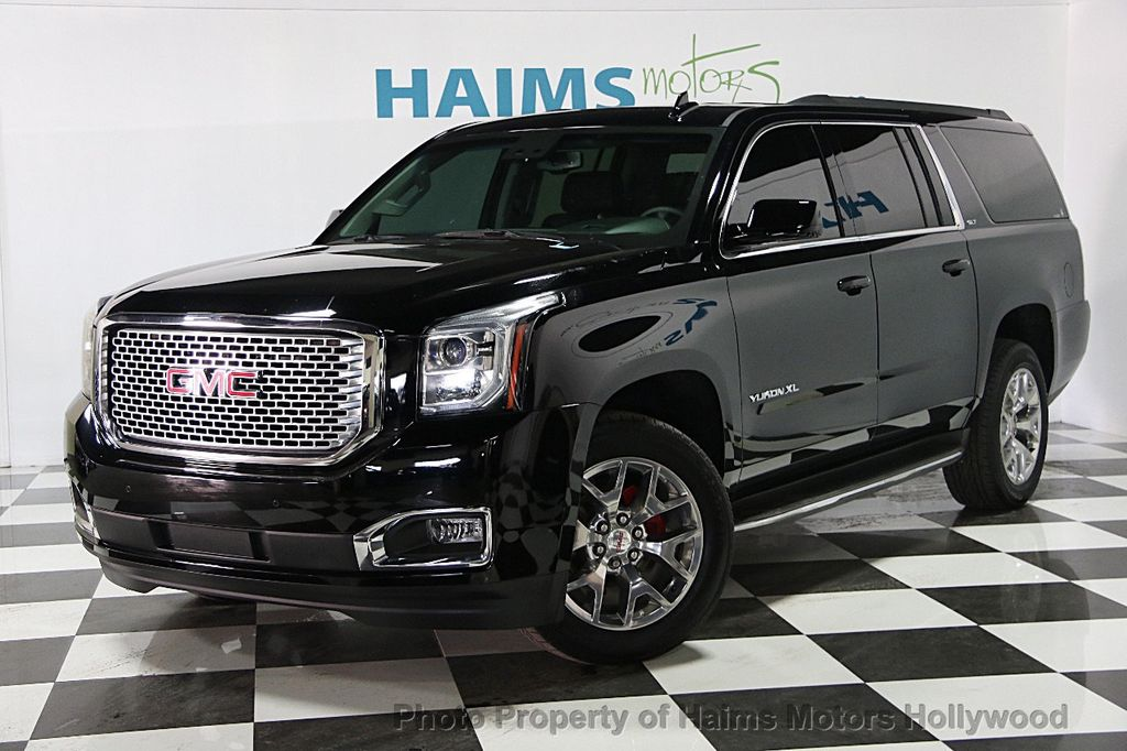 2015 Used Gmc Yukon Xl Slt At Haims Motors Serving Fort
