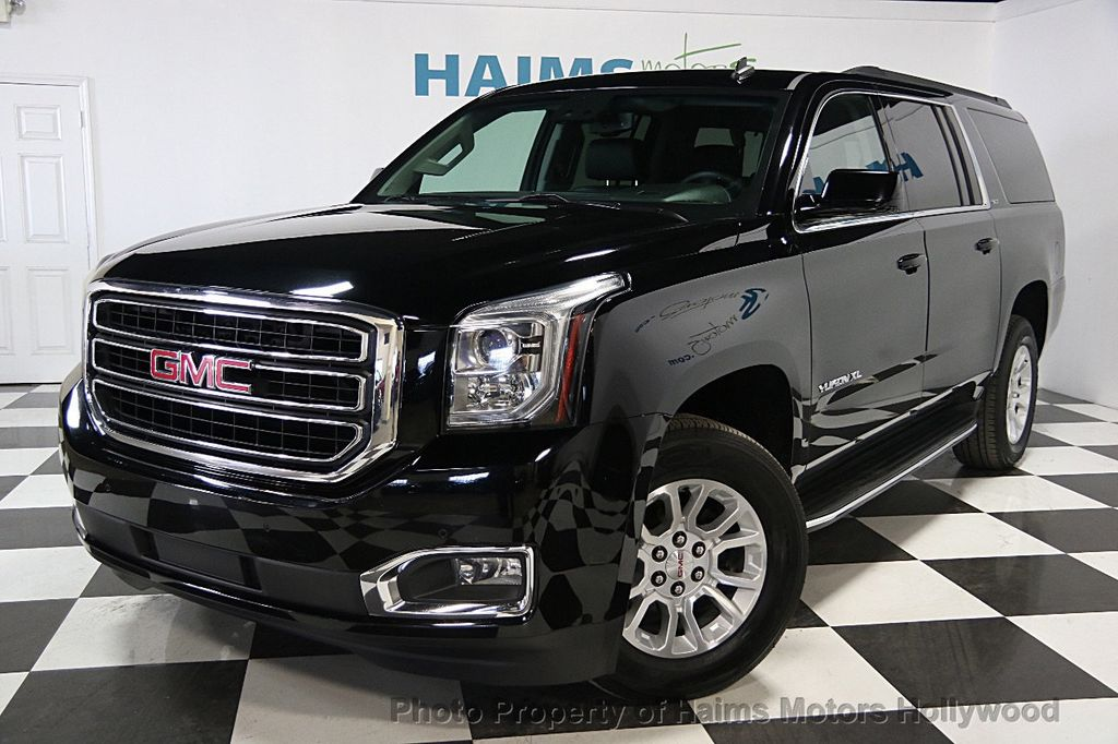 2015 used gmc yukon xl slt at haims motors serving fort lauderdale hollywood miami fl iid. Black Bedroom Furniture Sets. Home Design Ideas