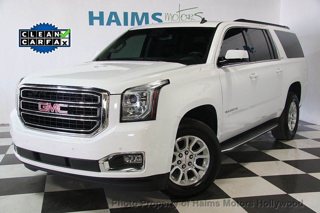 2015 gmc yukon xl slt suv for sale in hollywood fl for Motor city gmc used cars
