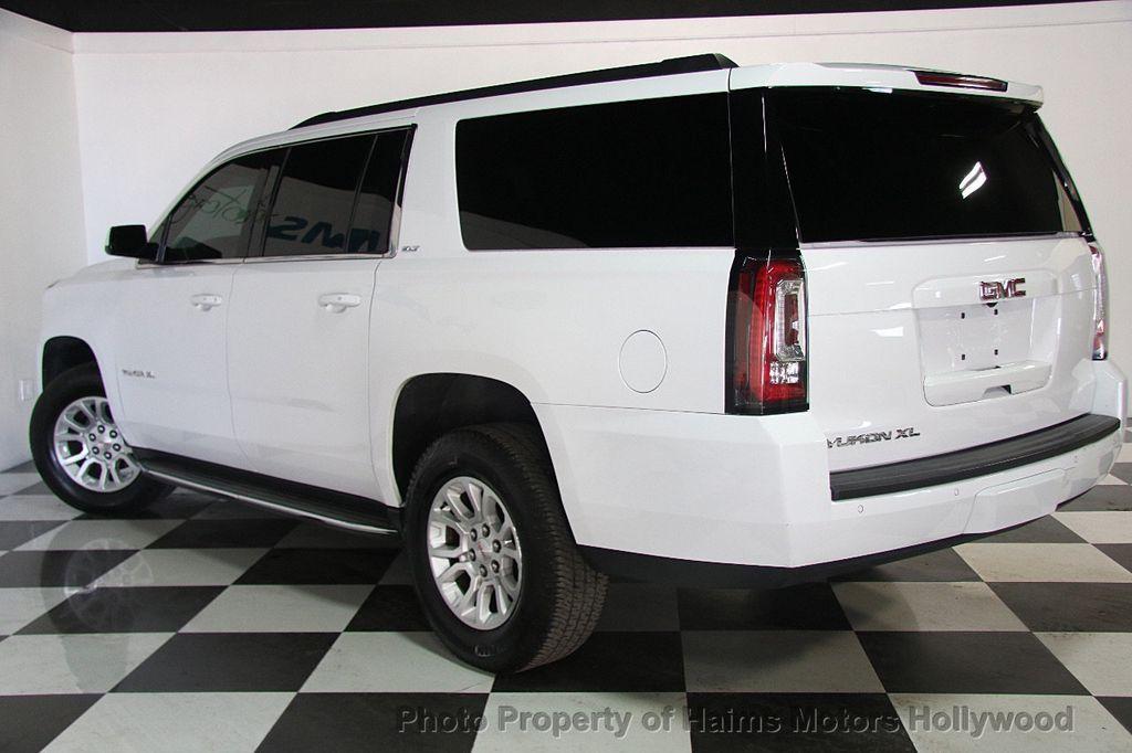 2015 GMC Yukon XL SLT - 17140798 - 4
