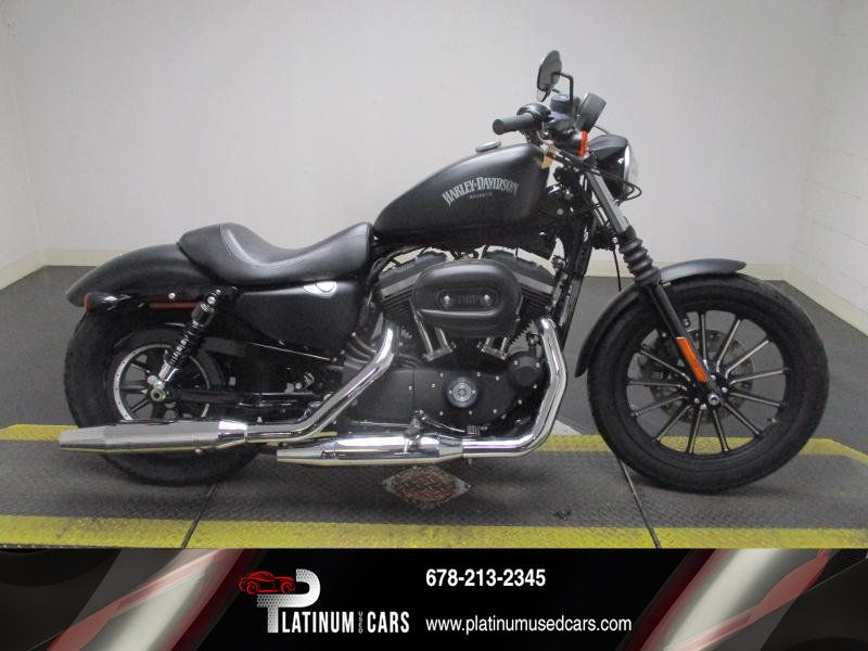 2015 Harley-Davidson XL883 Iron 883 - 17542327 - 0