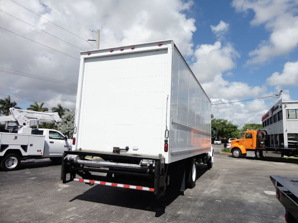 2015 HINO 268 26FT DRY BOX TRUCK . CARGO TRUCK WITH LIFTGATE - 18212180 - 6