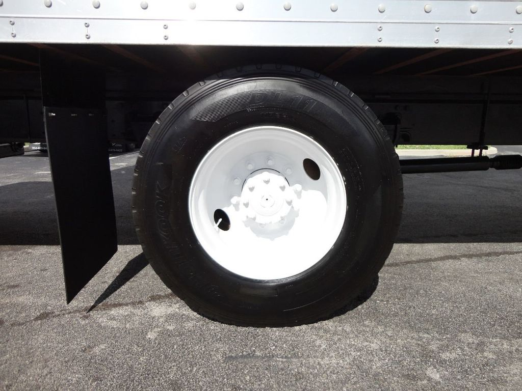 2015 HINO 268A 26FT DRY BOX TRUCK. CARGO TRUCK WITH LIFTGATE - 19274492 - 12