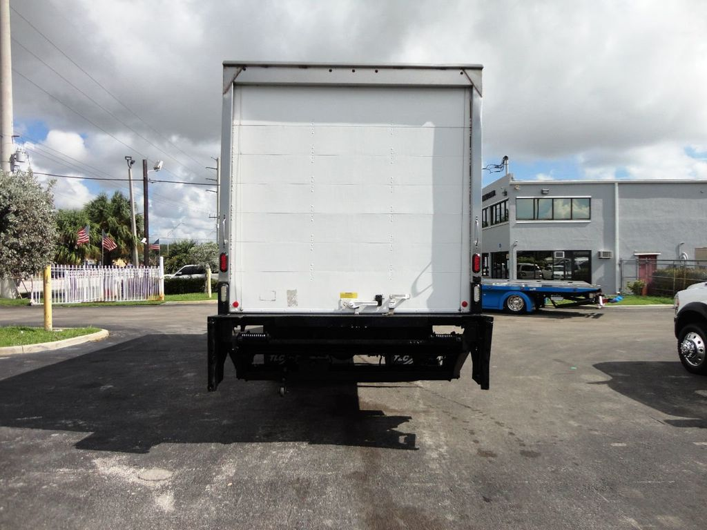 2015 HINO 268A 26FT DRY BOX TRUCK. CARGO TRUCK WITH LIFTGATE - 19274492 - 7