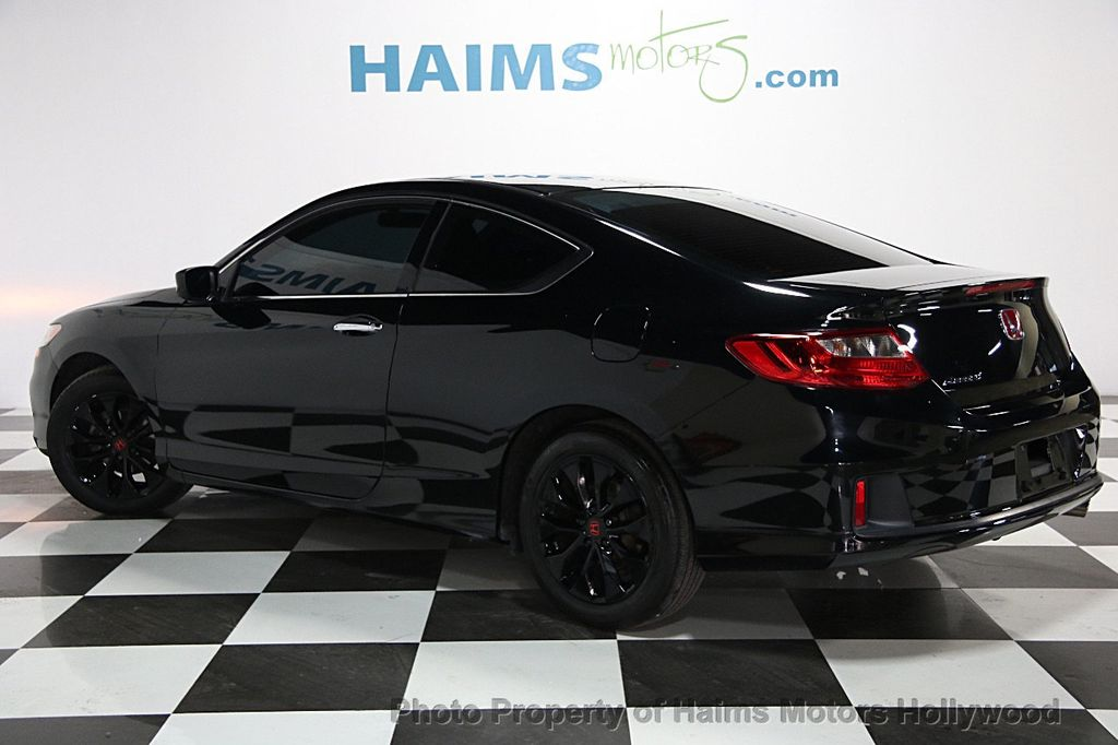 2015 Used Honda Accord Coupe 2dr I4 CVT LX S at Haims Motors Serving
