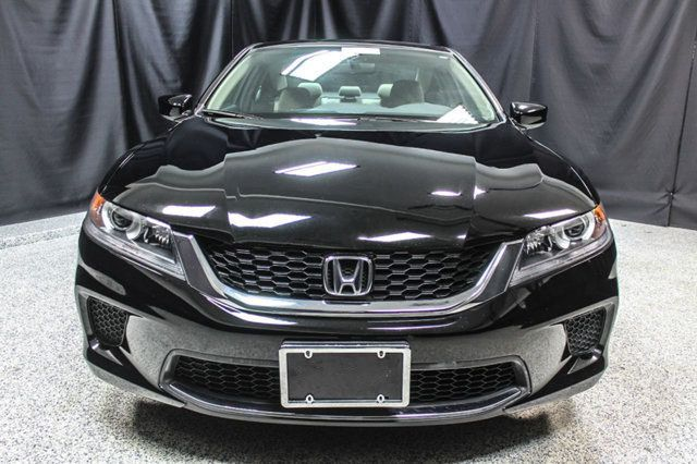 2015 Used Honda Accord Coupe 2dr I4 Cvt Lx S At Auto Outlet Serving