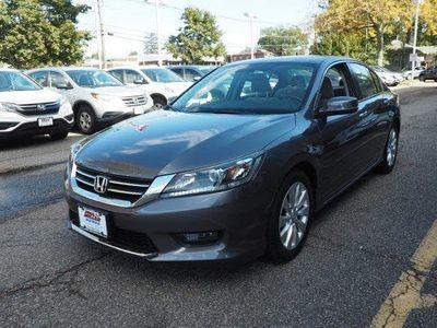 2015 Used Honda Accord Sedan 4dr I4 CVT EX at Allied Automotive Serving  USA, NJ, IID 18340130