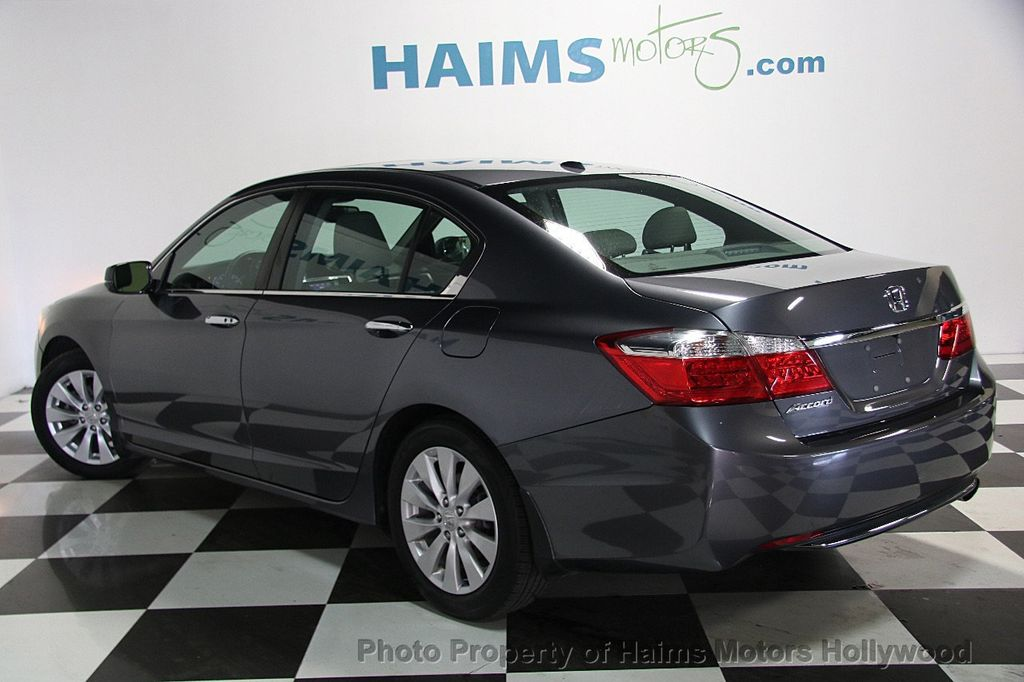 2015 used honda accord sedan 4dr i4 cvt ex l at haims. Black Bedroom Furniture Sets. Home Design Ideas