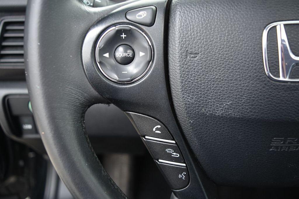 2015 Honda Accord Sedan 4dr I4 CVT EX-L - 17509650 - 35