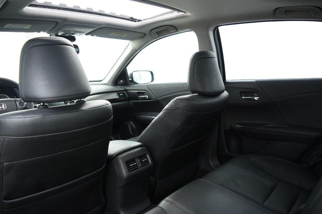 2015 Honda Accord Sedan 4dr I4 CVT EX-L - 17509650 - 40