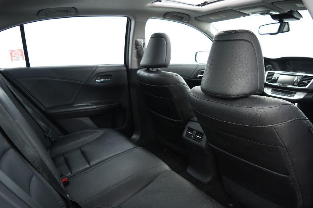2015 Honda Accord Sedan 4dr I4 CVT EX-L - 17509650 - 43