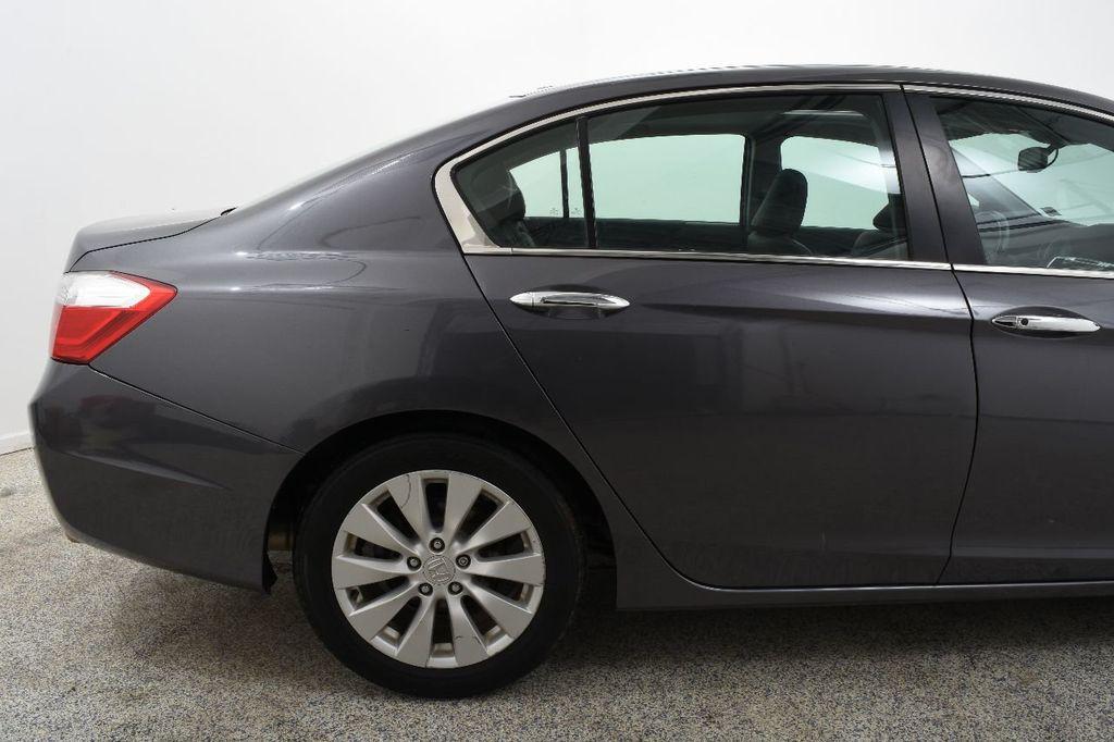 2015 Honda Accord Sedan 4dr I4 CVT EX-L - 17509650 - 7