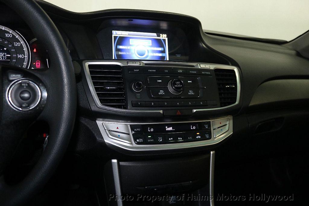 2015 Honda Accord Sedan 4dr I4 CVT LX - 17959109 - 15