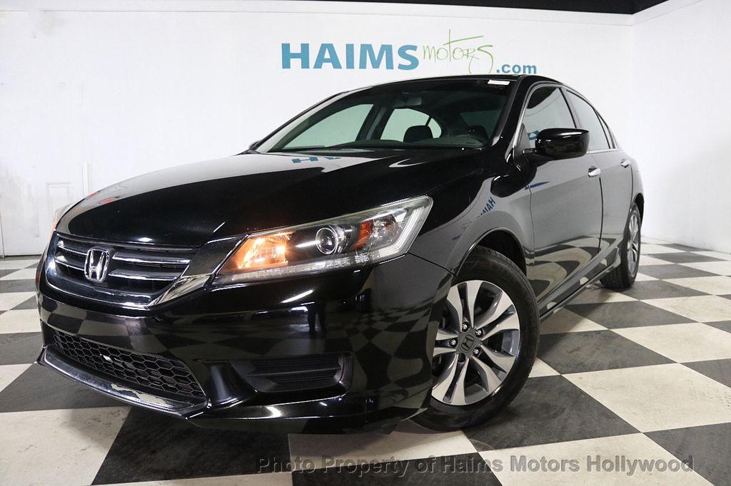 2015 Honda Accord Sedan 4dr I4 CVT LX - 17959109 - 1
