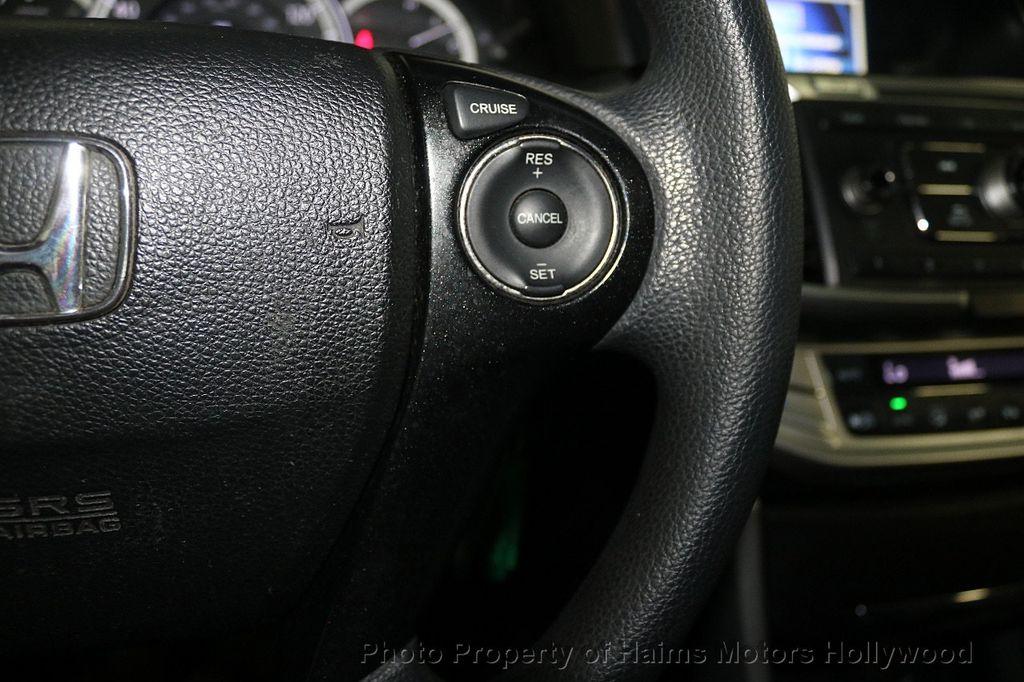 2015 Honda Accord Sedan 4dr I4 CVT LX - 17959109 - 21