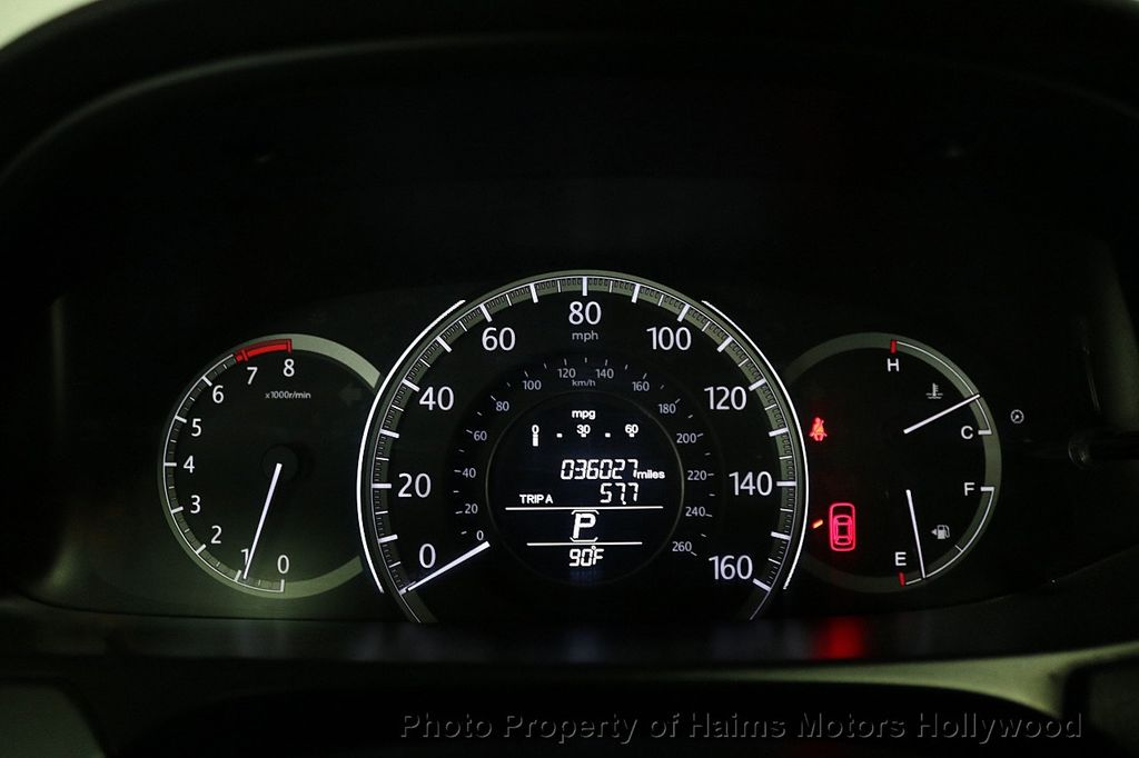 2015 Honda Accord Sedan 4dr I4 CVT LX - 17959109 - 24