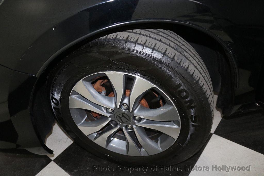2015 Honda Accord Sedan 4dr I4 CVT LX - 17959109 - 26
