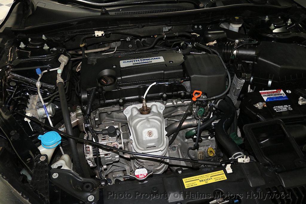 2015 Honda Accord Sedan 4dr I4 CVT LX - 17959109 - 27