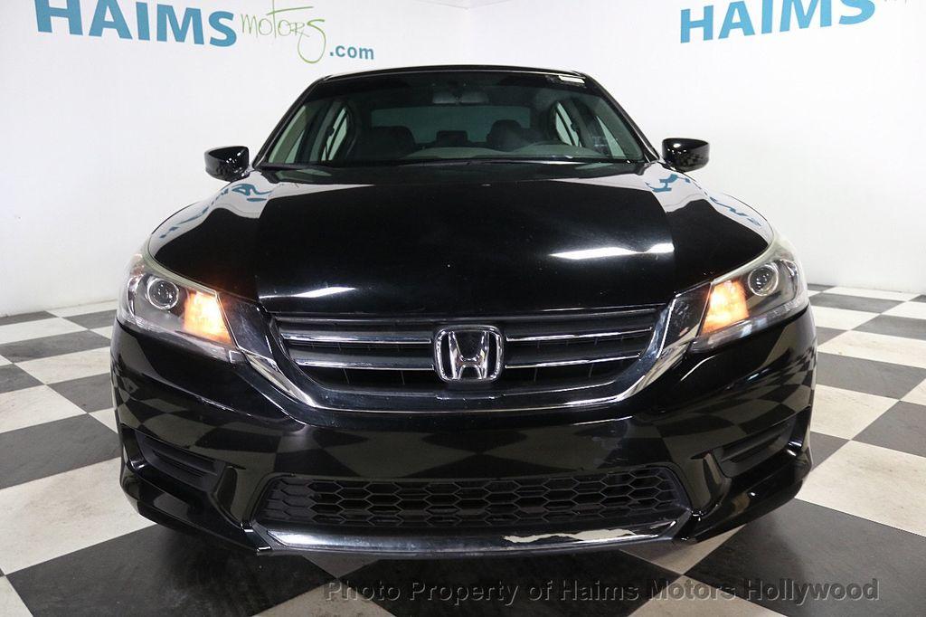 2015 Honda Accord Sedan 4dr I4 CVT LX - 17959109 - 2