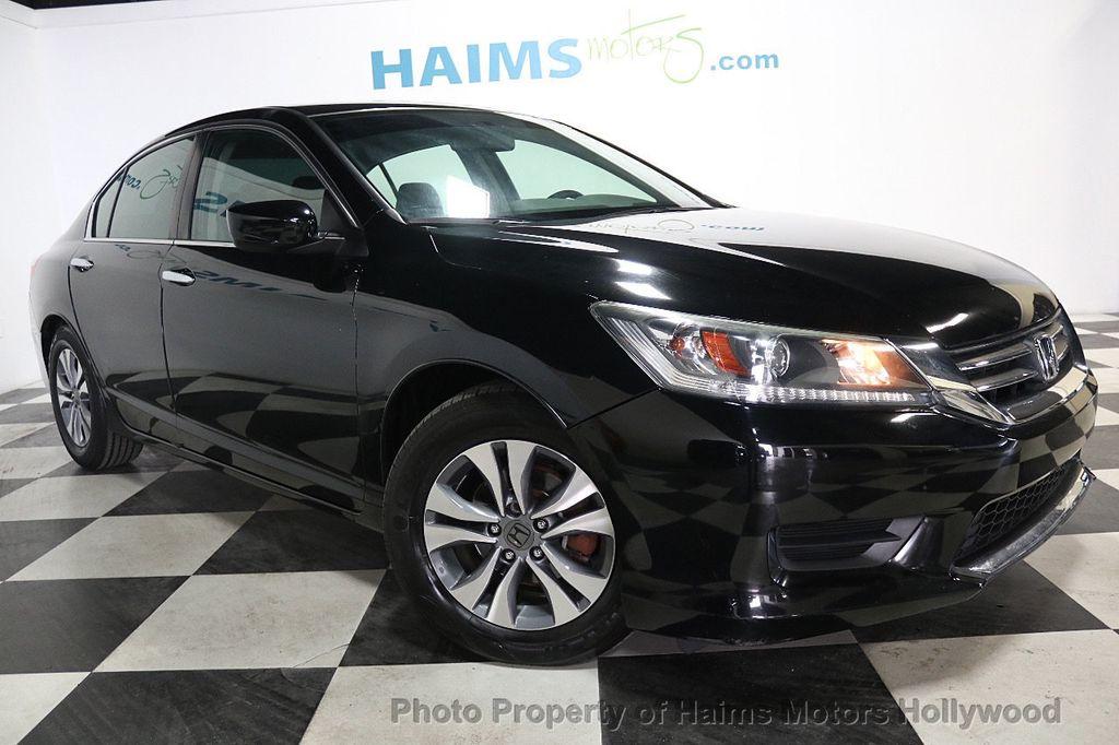2015 Honda Accord Sedan 4dr I4 CVT LX - 17959109 - 3