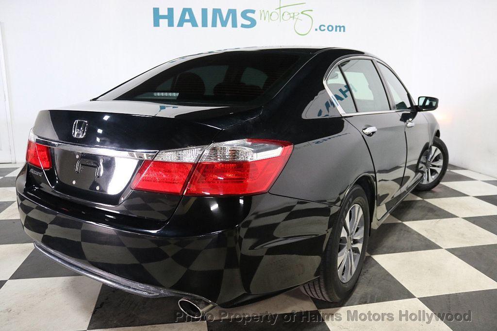 2015 Honda Accord Sedan 4dr I4 CVT LX - 17959109 - 6