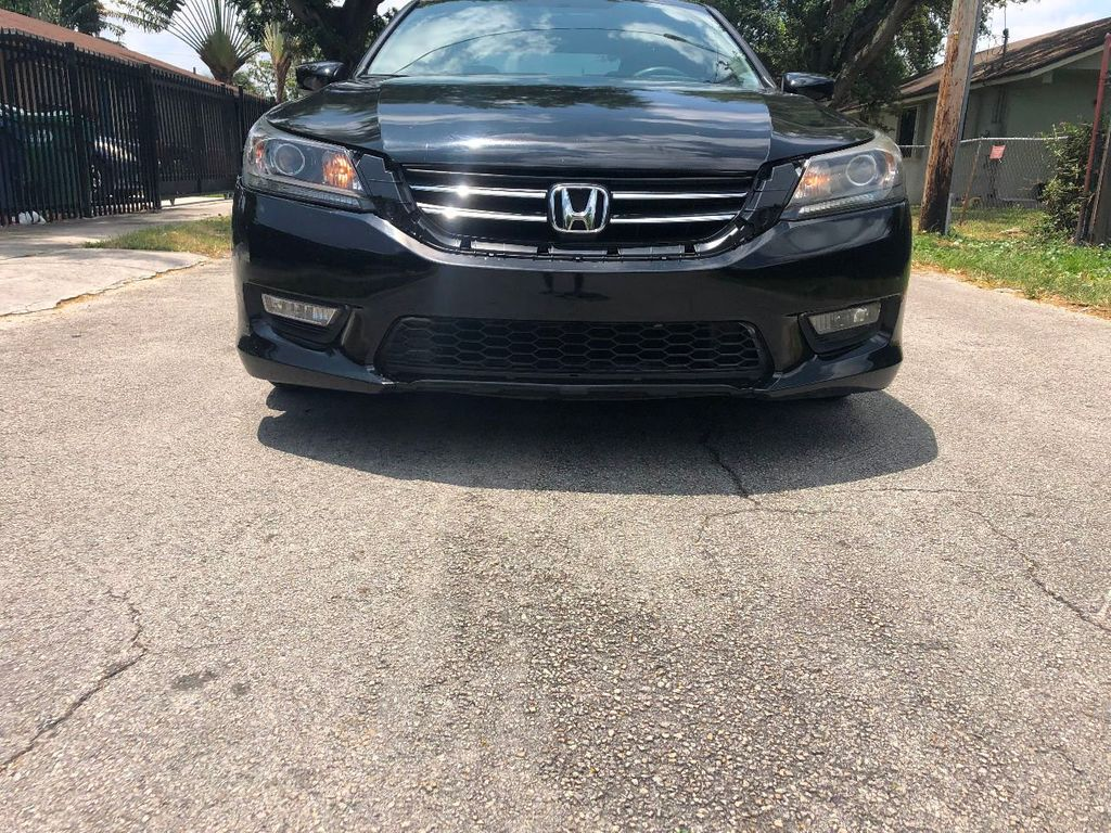2015 Honda Accord Sedan 4dr I4 CVT LX - 18962601 - 1