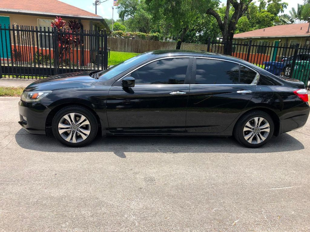 2015 Honda Accord Sedan 4dr I4 CVT LX - 18962601 - 4