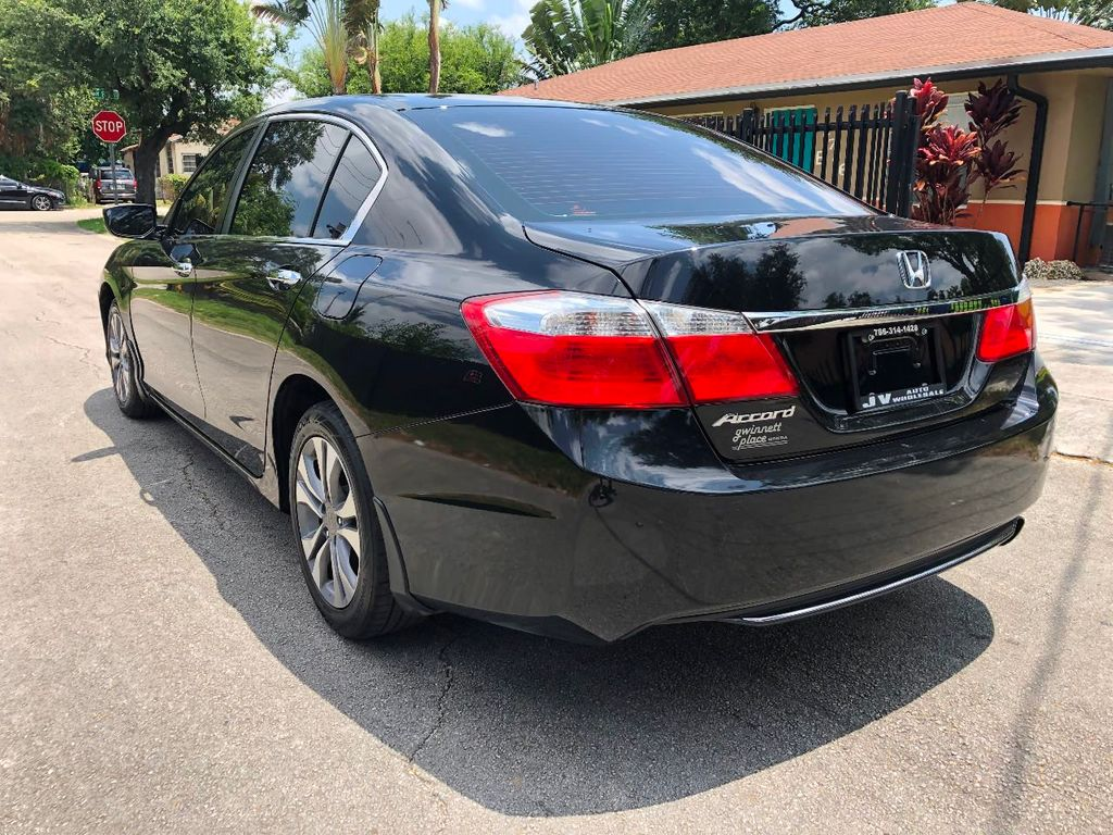 2015 Honda Accord Sedan 4dr I4 CVT LX - 18962601 - 6