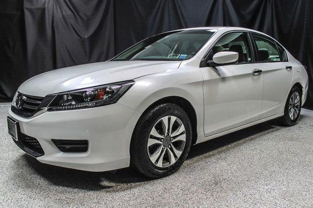 White Honda Accord >> 2015 Used Honda Accord Sedan 4dr I4 Cvt Lx At Auto Outlet Serving Elizabeth Nj Iid 16460082