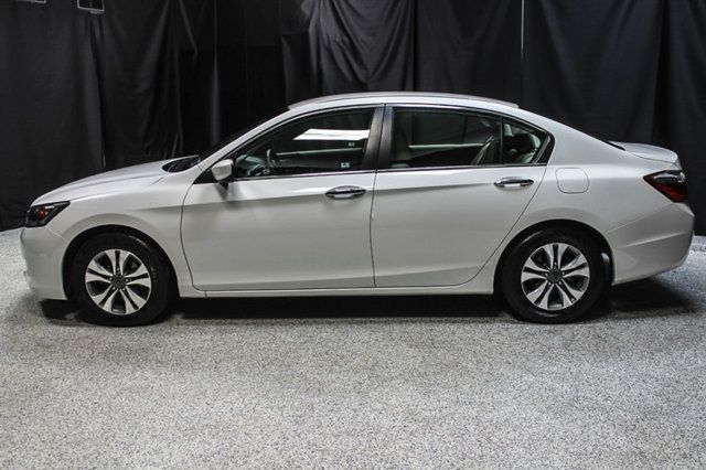 2015 Honda Accord Sedan 4dr I4 CVT LX - 17263765 - 10