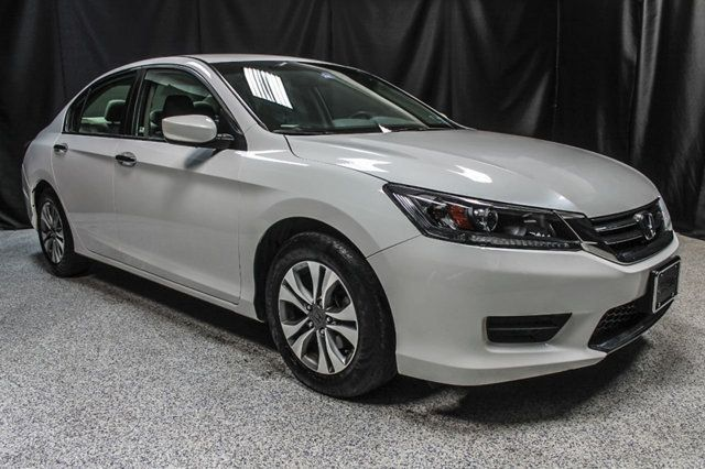 2015 Honda Accord Sedan 4dr I4 CVT LX - 17263765 - 1