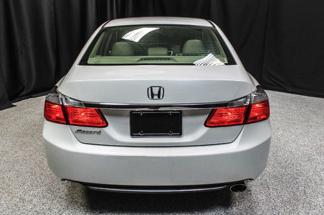 2015 Honda Accord Sedan 4dr I4 CVT LX - 17263765 - 3