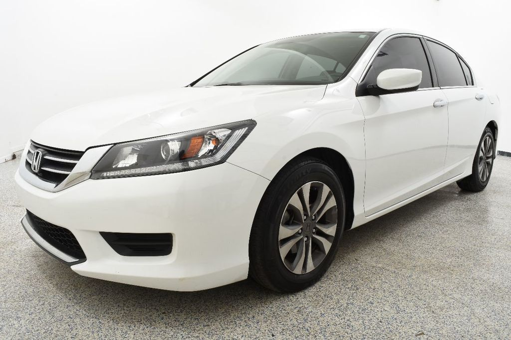 2015 Honda Accord Sedan 4dr I4 CVT LX - 17302226 - 0